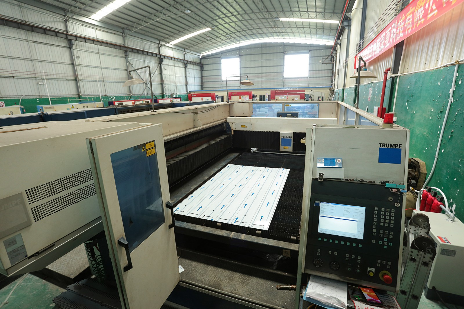 Introduce New Supporting Equipment, Improve Overall Production Efficiency