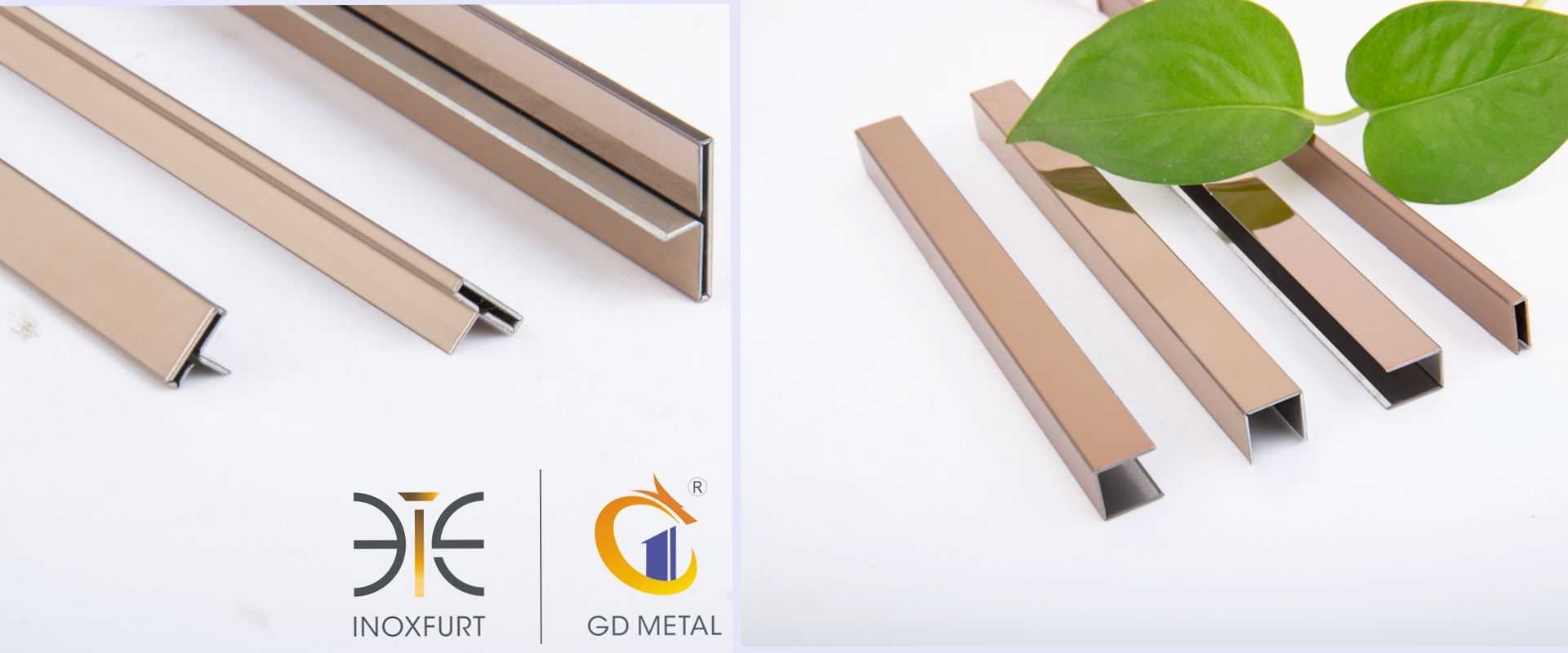 The Scope Of Application Of Stainless Steel Decorative  Profiles