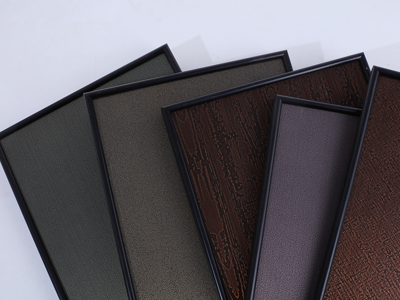 Stainless Steel Panel PVD Coated Various Surface Finish Color Sheet